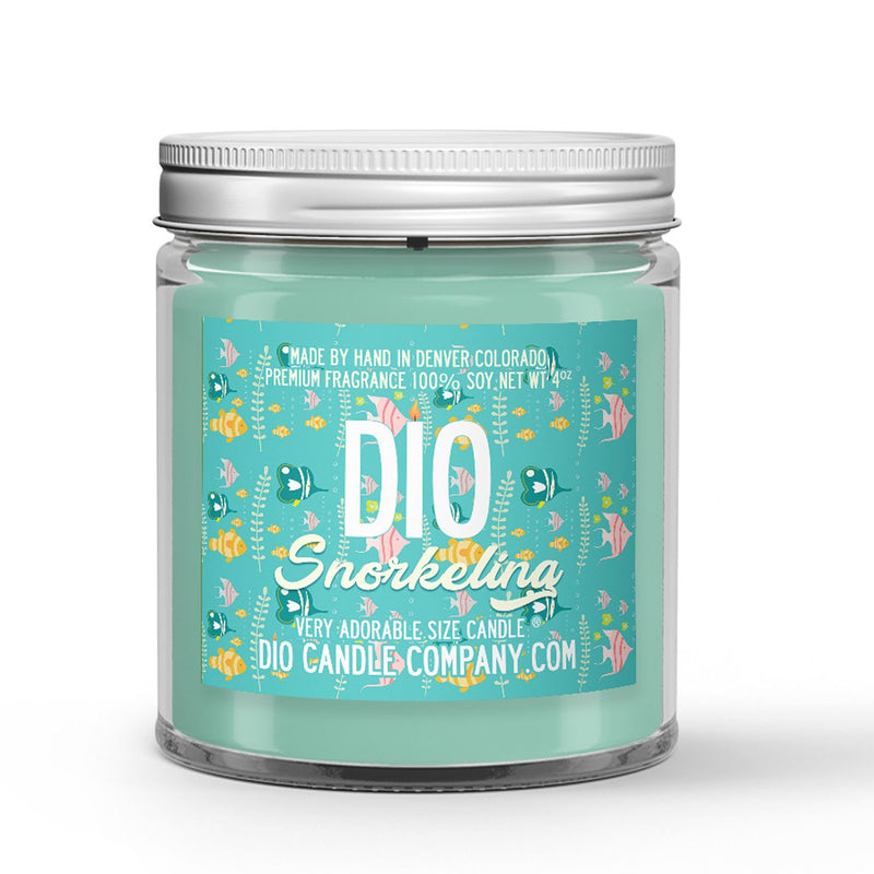 Snorkeling Candles and Wax Melts