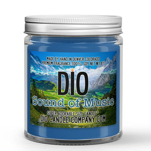 Sound of Music Spring Candle - Dio Candle Company
