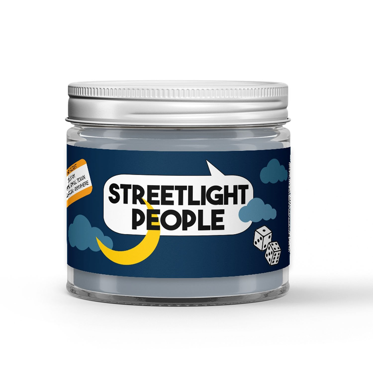 Streetlight People Candle - Wine - Cheap Perfume - 1oz Adorable Size Candle® - Dio Candle Company