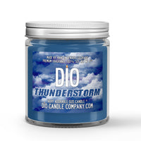 Thunderstorm Candle