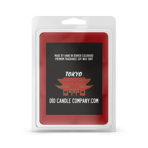 Tokyo Candles and Wax Melts