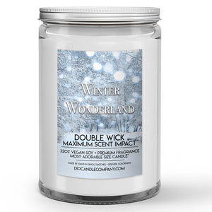 Winter Wonderland Candles and Wax Melts