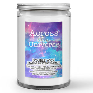Across The Universe Candles and Wax Melts