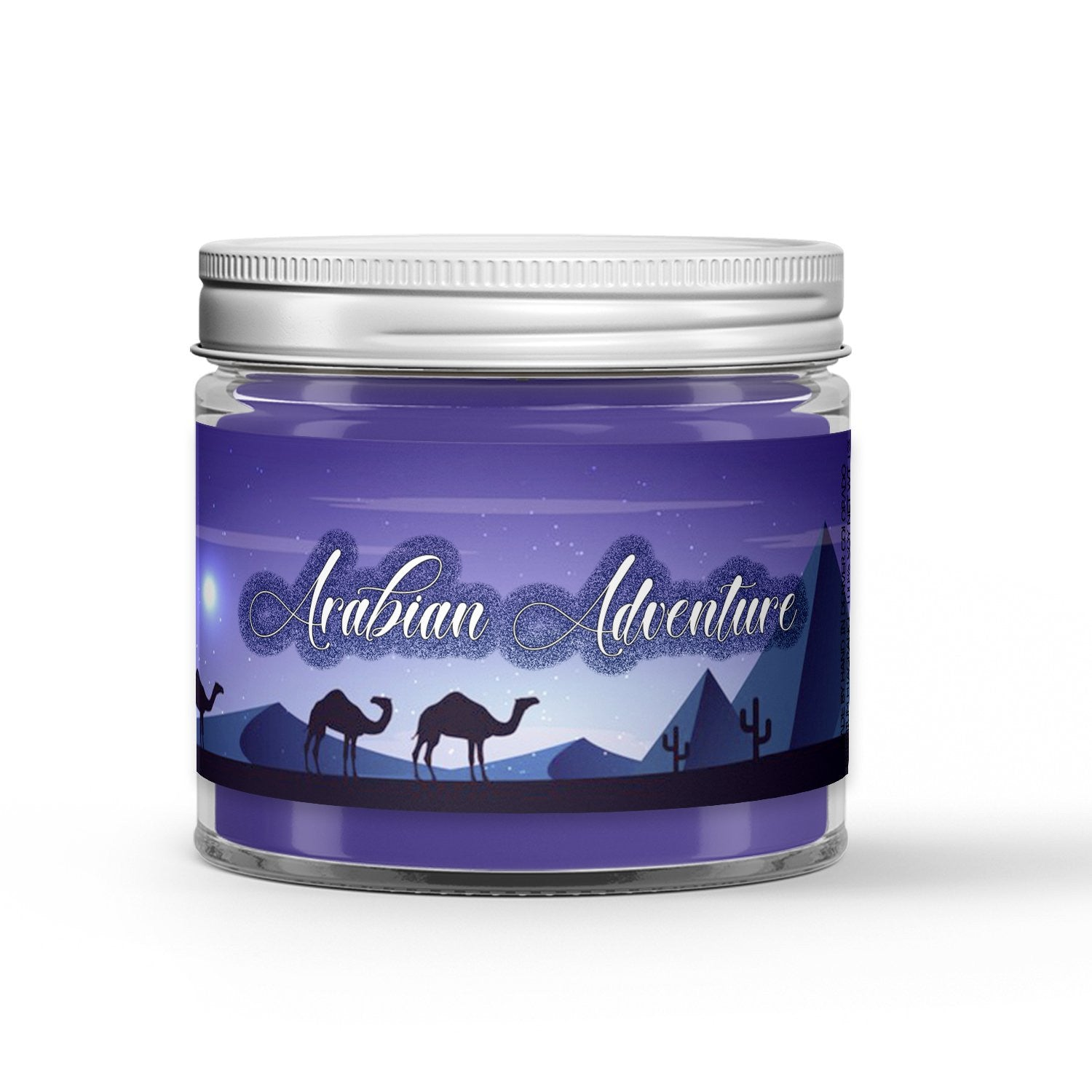 Arabian Adventure Candle