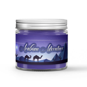 Arabian Adventure Candle - Coriander - Vanilla Bean - Spices - 1oz Adorable Size Candle® - Dio Candle Company