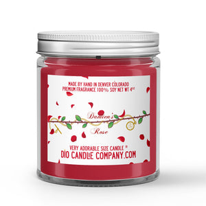 Ashley Townsend Book Candles - Assorted - Damien's Rose / 4oz Very Adorable Size Candle®