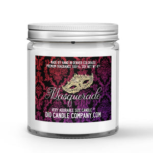 Ashley Townsend Book Candles - Assorted - Masquerade / 4oz Very Adorable Size Candle®