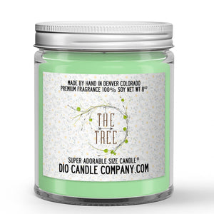 Ashley Townsend Book Candles - Assorted - The Tree / 8oz Super Adorable Size Candle®