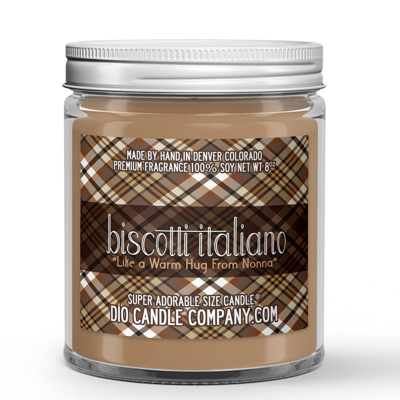 Biscotti Italiano Candles or Wax Melts