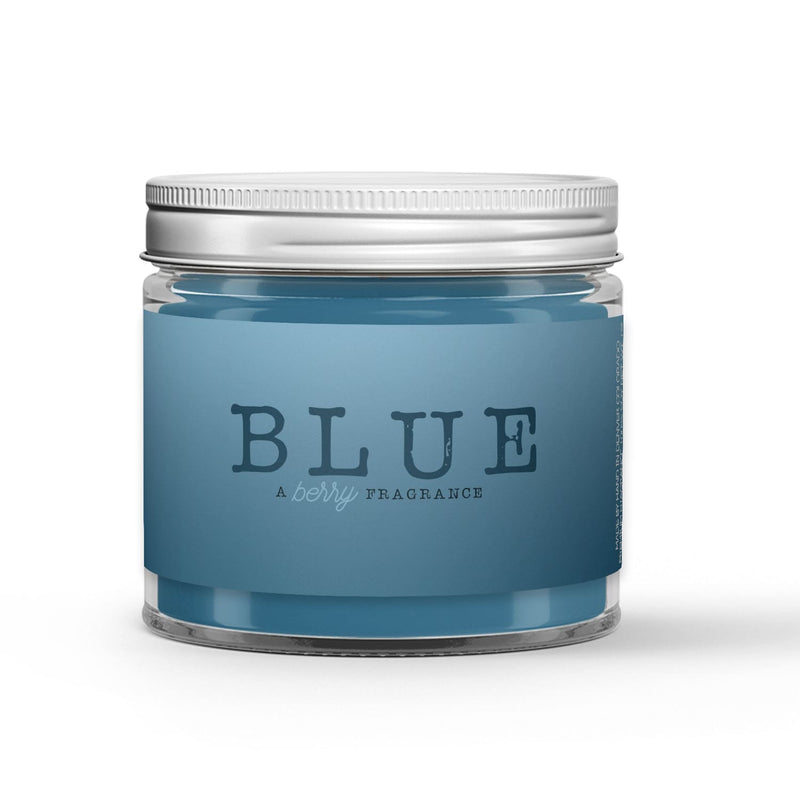 Blue Candles or Wax Melts