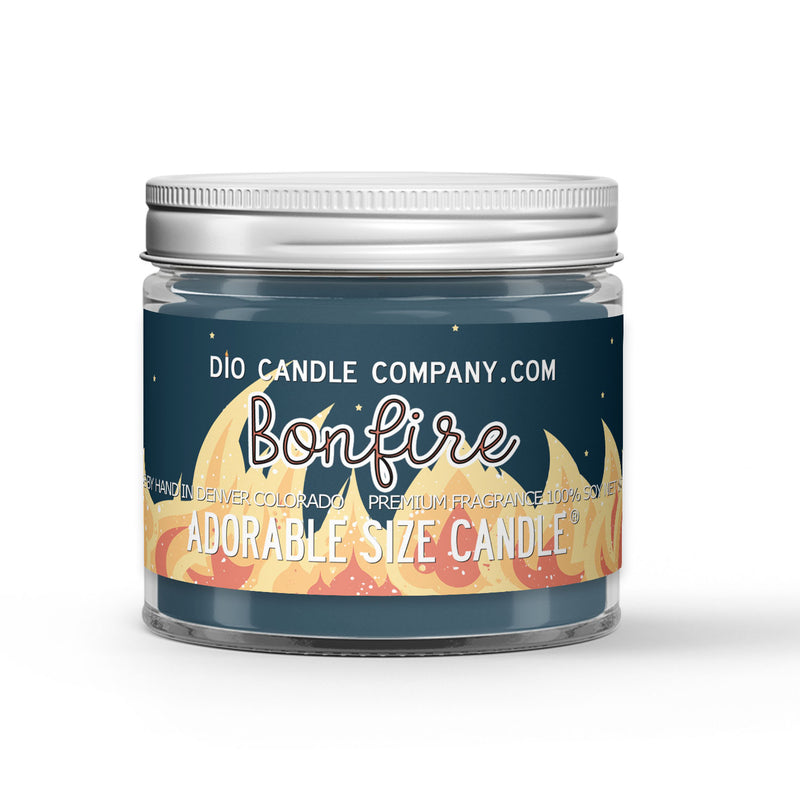 Bonfire Candles or Wax Melts