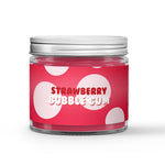 Bubblegum Candles Gift Set
