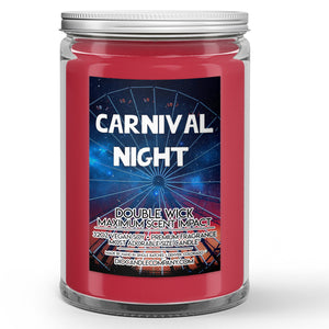 Carnival Night Candles and Wax Melts