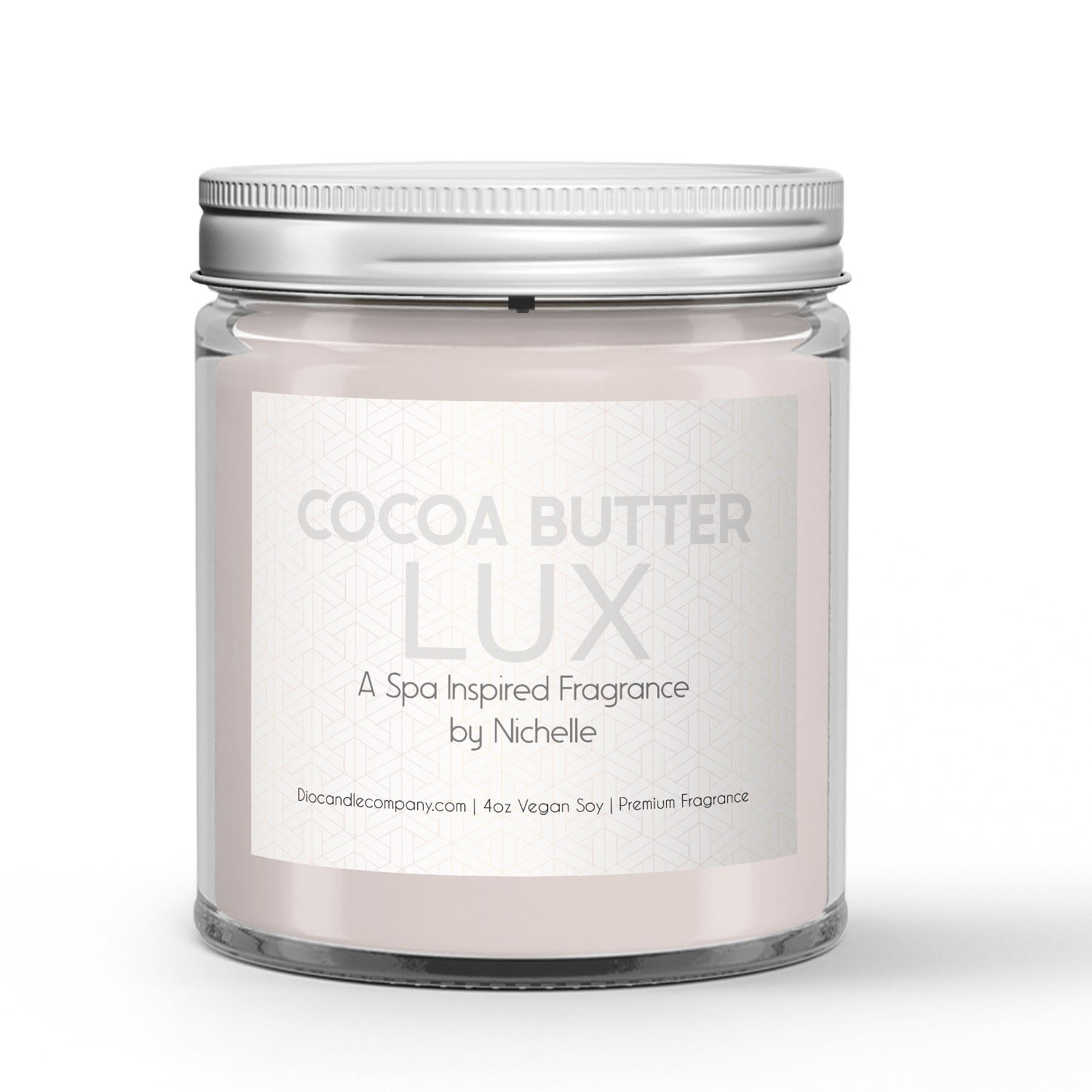 Cocoa Butter Lux Candles and Wax Melts