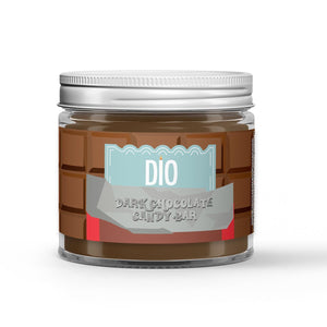 Dark Chocolate Candle - Dark Chocolate - Chili Pepper - Clove - 1oz Adorable Size Candle® - Dio Candle Company