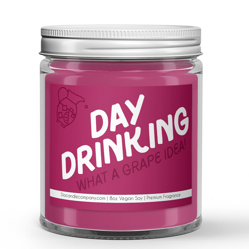 Day Drink Candles and Wax Melts