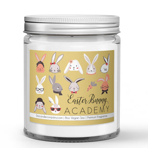 Easter Bunny Candles and Wax Melts