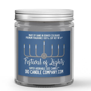 Festival of Lights Candles and Wax Melts