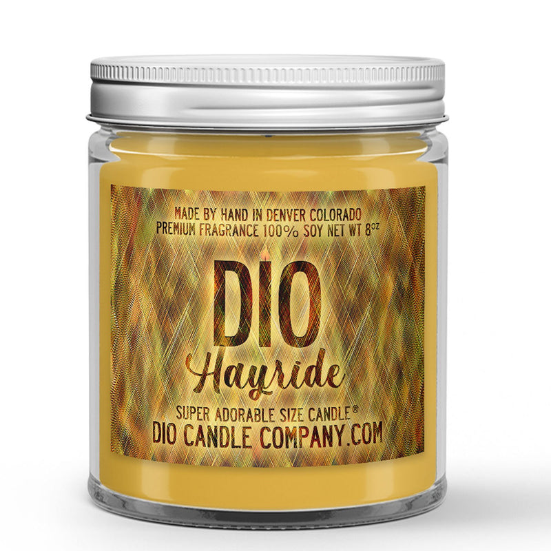 Hayride Candles or Wax Melts