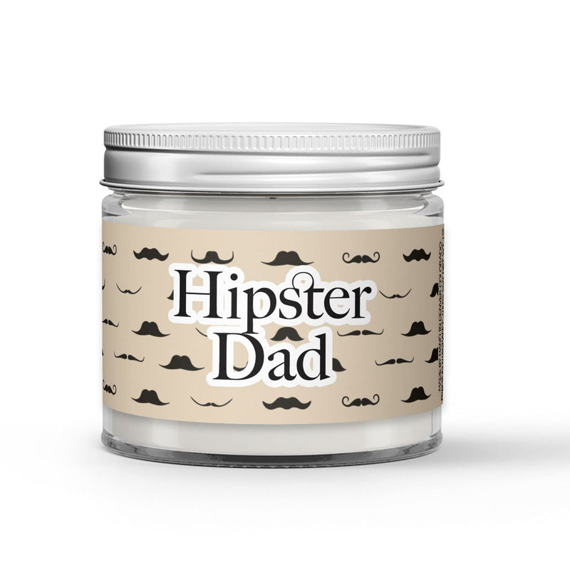 Hipster Dad Candles or Wax Melts