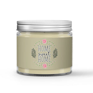 Home Sweet Home Candle - Blueberry Pie - Cotton - 1oz Adorable Size Candle® - Dio Candle Company