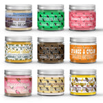 Ice Cream Candle Gift Set Gift Box Set Scented - Dio Candle Company