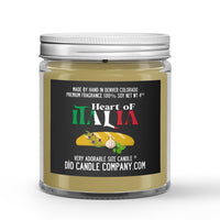 Italy Candle