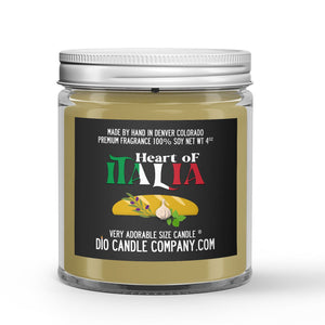 Italy Candles and Wax Melts