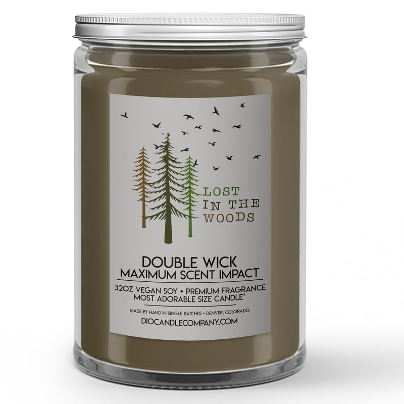 Lost in the Woods Candles or Wax Melts