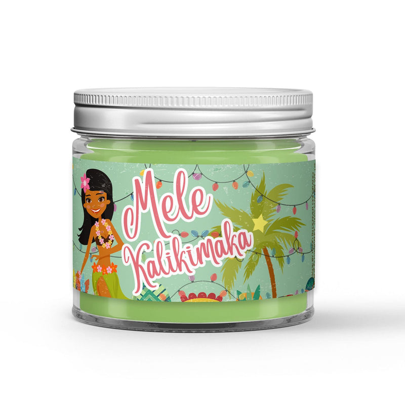 Mele Kalikimaka Candles or Wax Melts