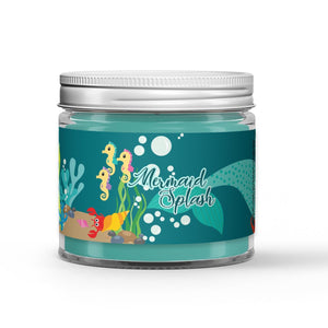 Mermaid's Splash Candle - Tropical Caribbean Fruit - Sea Water - 1oz Adorable Size Candle® - Dio Candle Company