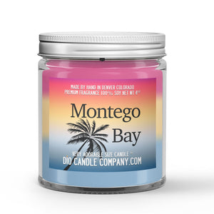 Montego Bay Candles and Wax Melts