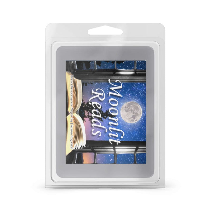 Moonlit Reads Candles or Wax Melts