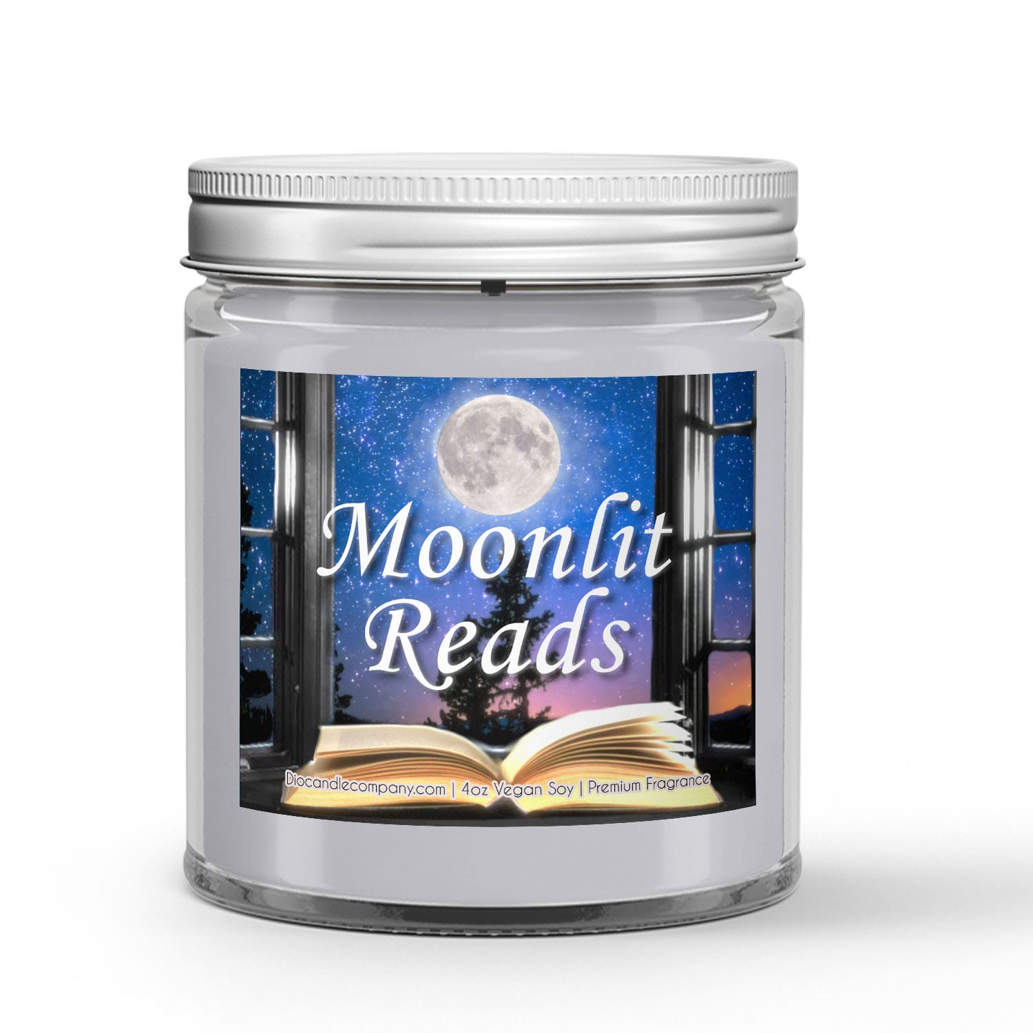 Moonlit Reads Candles and Wax Melts