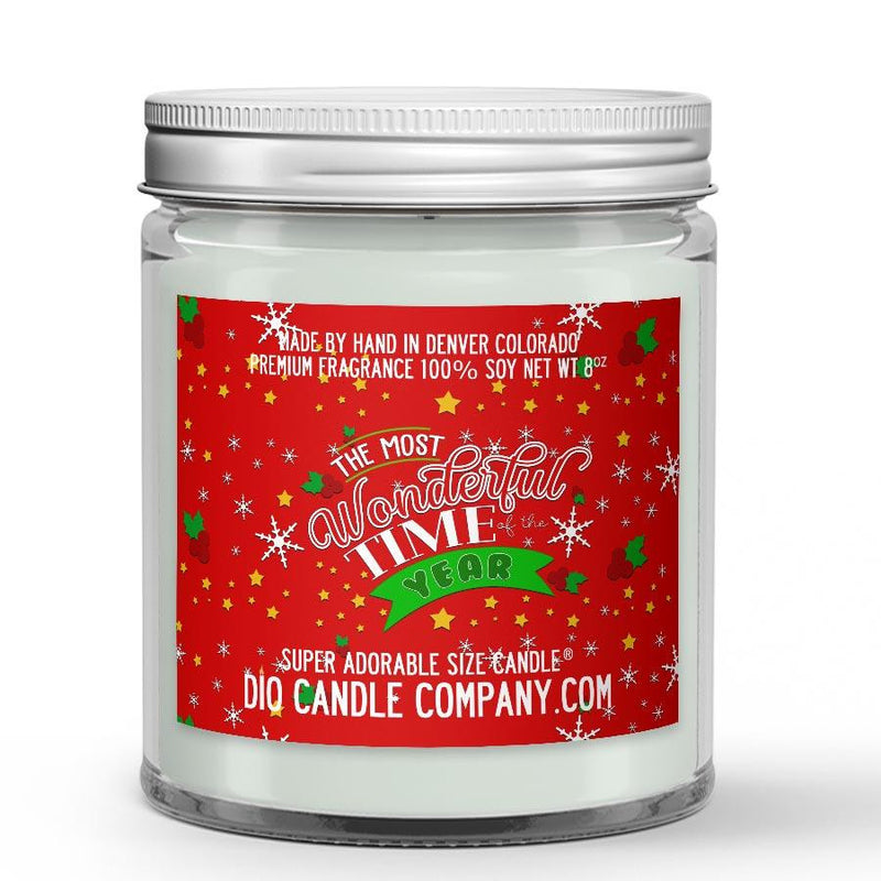 Wonderful Time of The Year Candles or Wax Melts