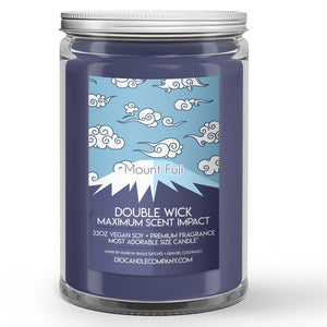 Mount Fuji Japan Candles and Wax Melts
