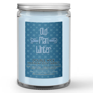 Old Man Winter Candles and Wax Melts