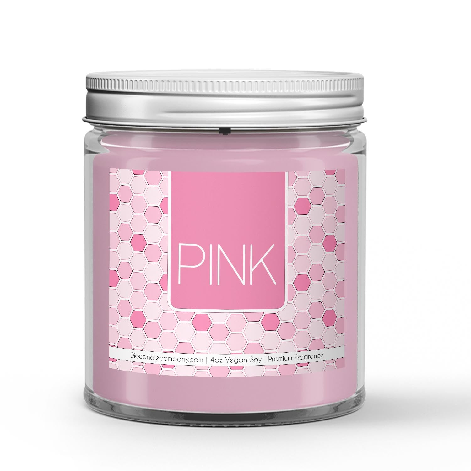 Pink! Candles and Wax Melts