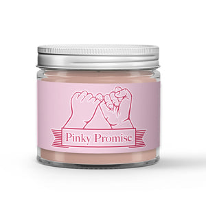 Pinkie Promise Candle - Raspberry Jam - 1oz Adorable Size Candle® - Dio Candle Company