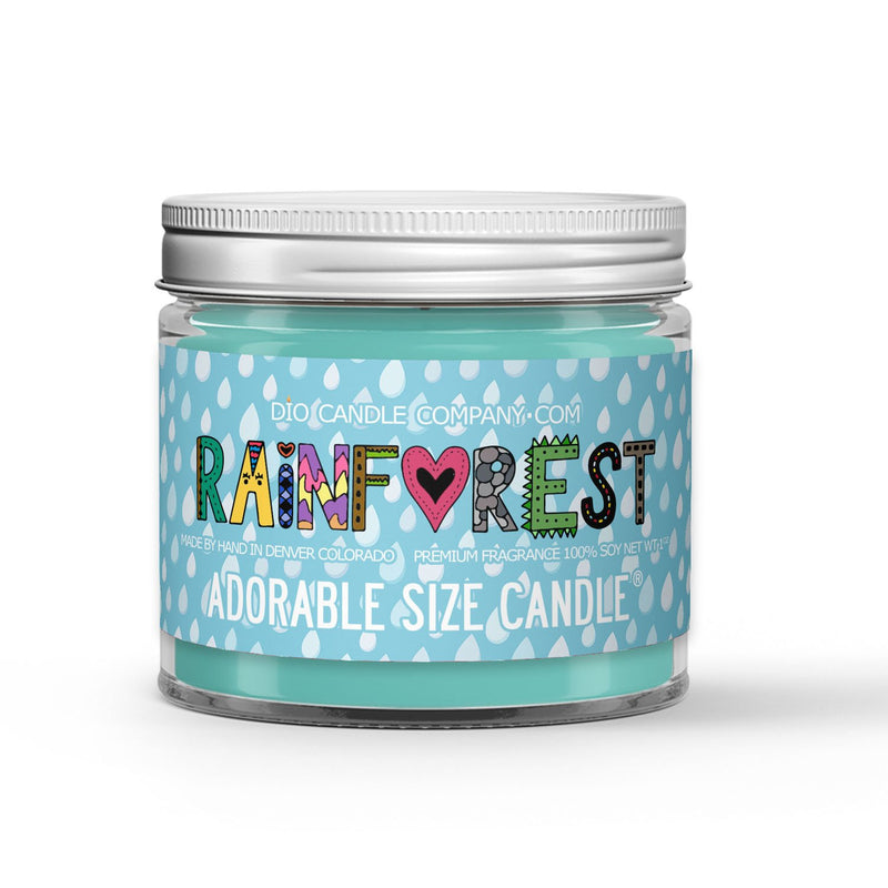 Rainforest Candles or Wax Melts