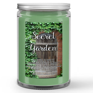 Garden Candles and Wax Melts