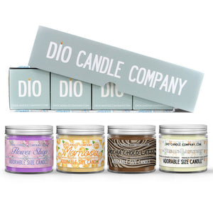 Mother's Day Candle Gift Set Gift Box Set Scented - Dio Candle Company