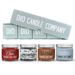 Vanessa Burton Author's Flight Candle Gift Set Gift Box Set Scented - Dio Candle Company