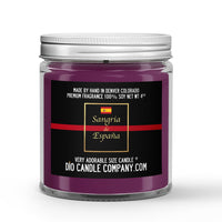 Spain Candle