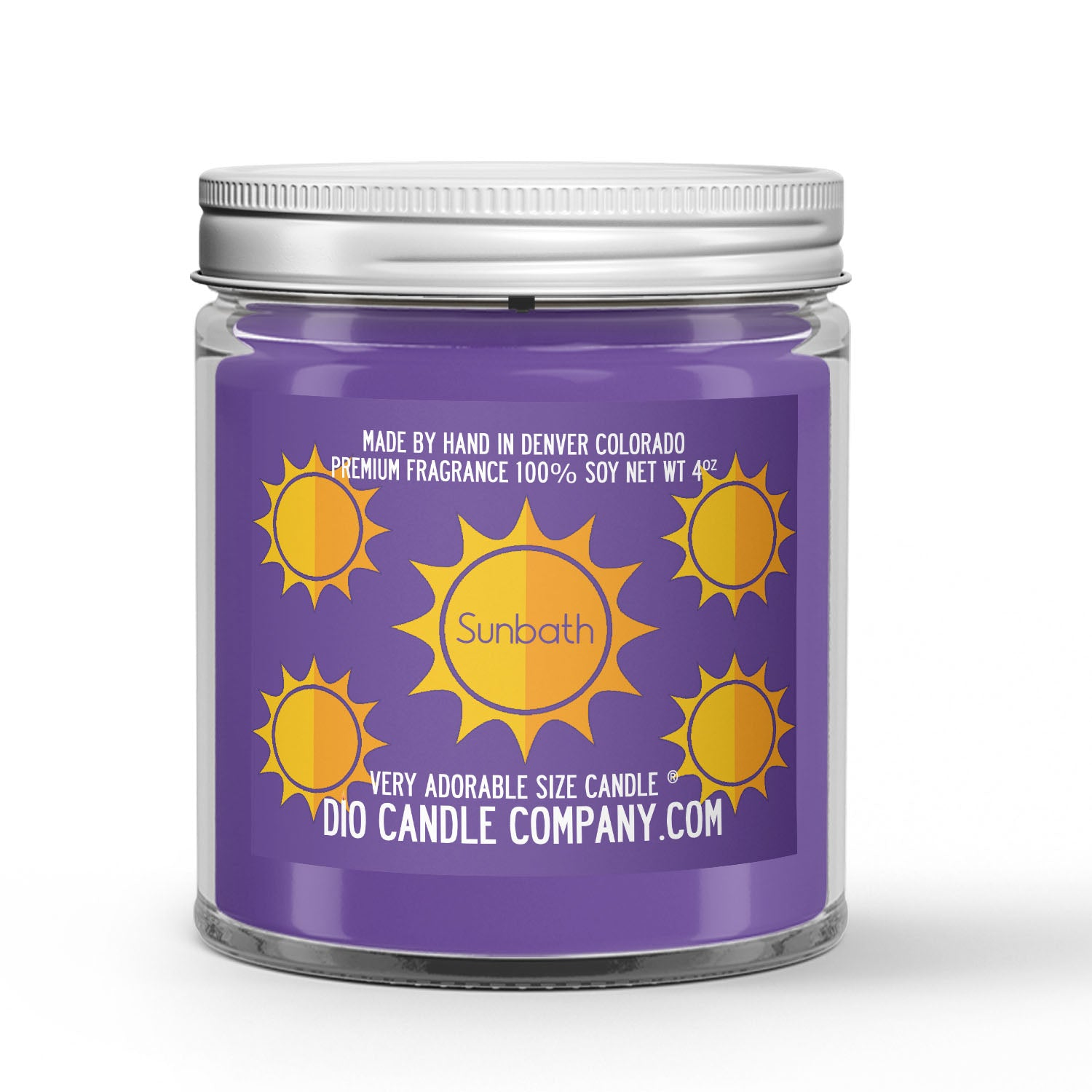 Sunbath Candles and Wax Melts