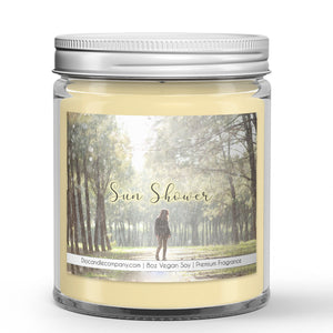 Sunshower Candles and Wax Melts