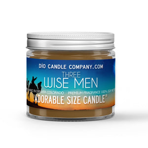 Three Wise Men Candles and Wax Melts