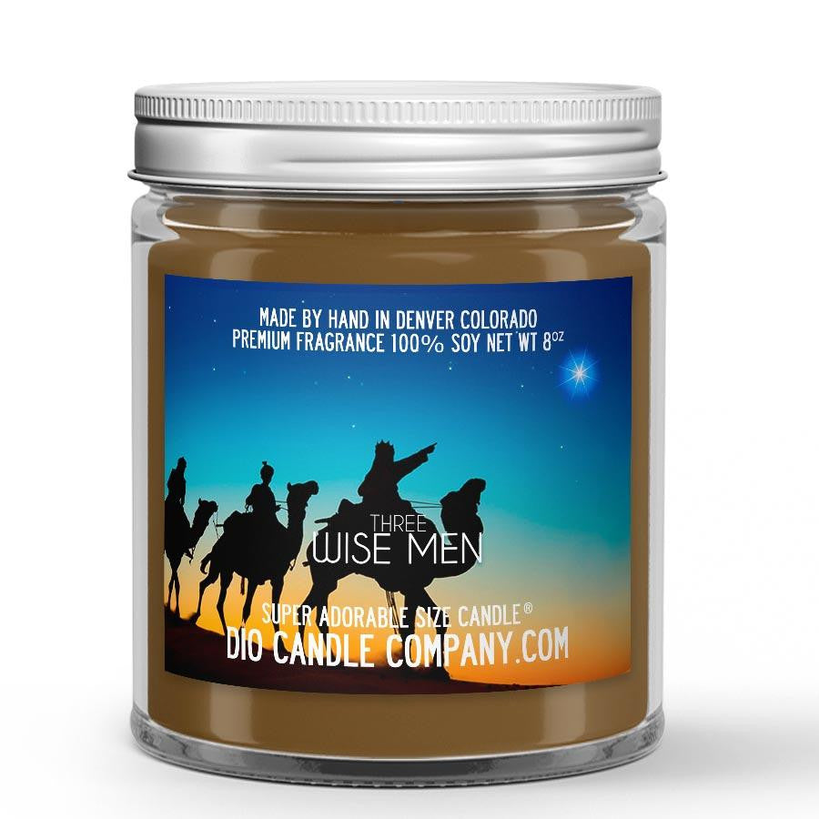 Three Wise Men Candle