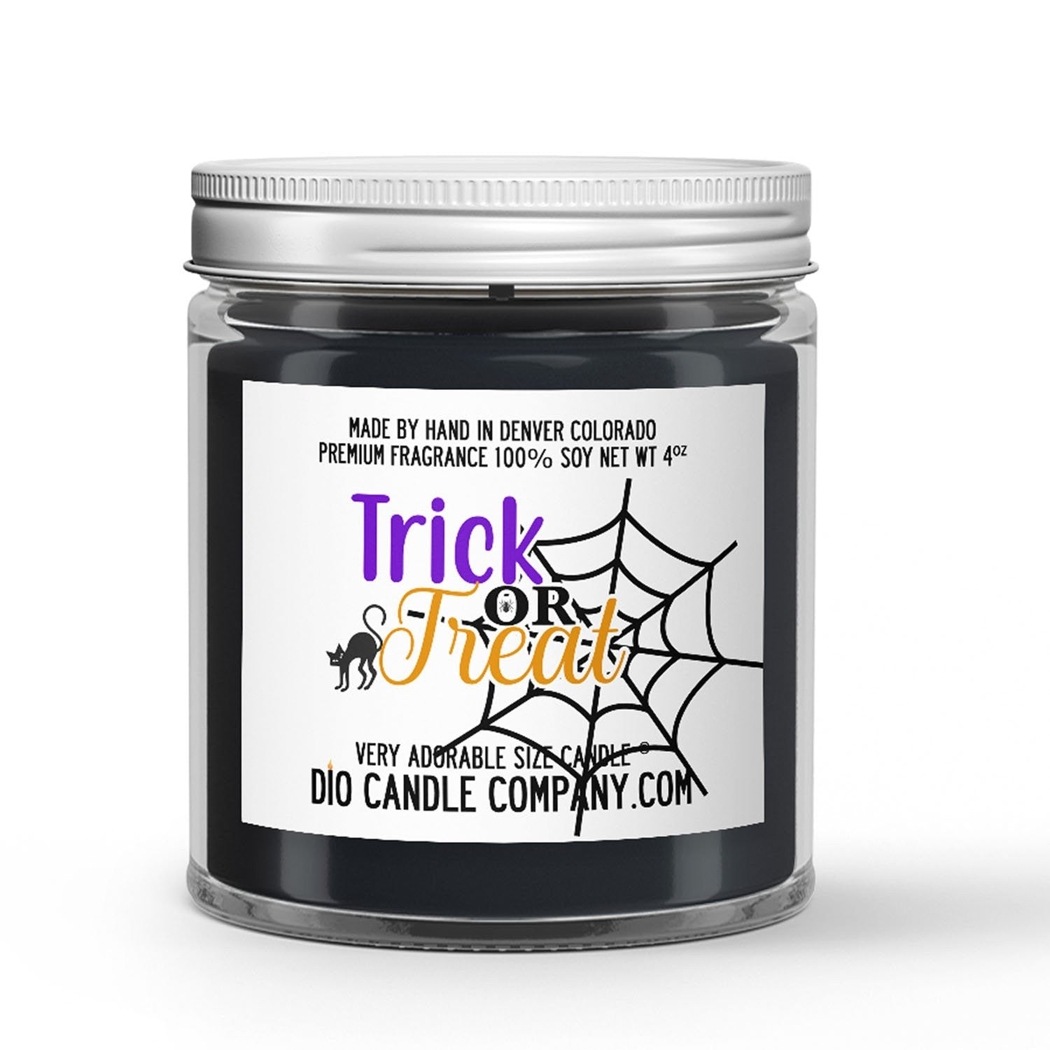Random! Scented - Trick or Treat Candle - 4 oz - Dio Candle Company