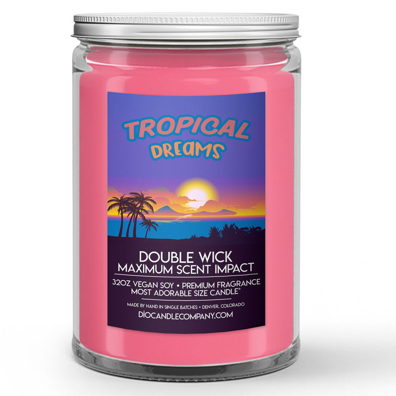 Tropical Dreams Candles or Wax Melts
